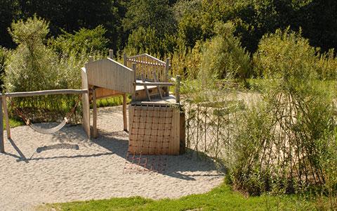 Weidenspielplatz